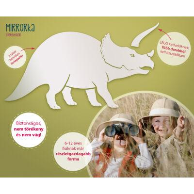 triceratopsz tükör